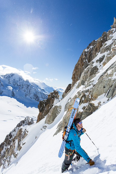 Aiguille du Tour, Table Couloir (10 of 16)