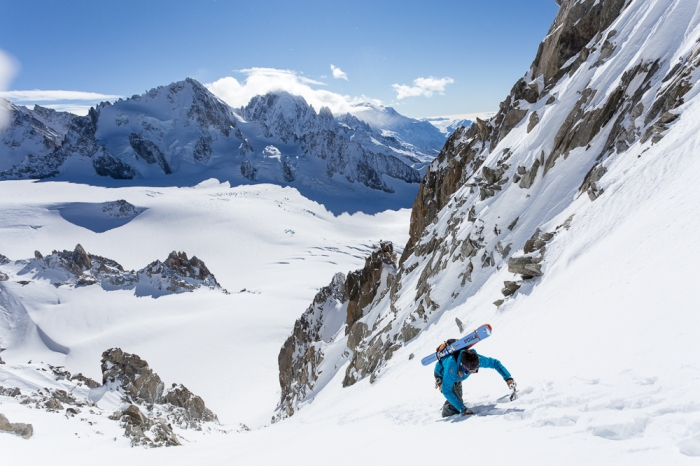 Aiguille du Tour, Table Couloir (11 of 16)
