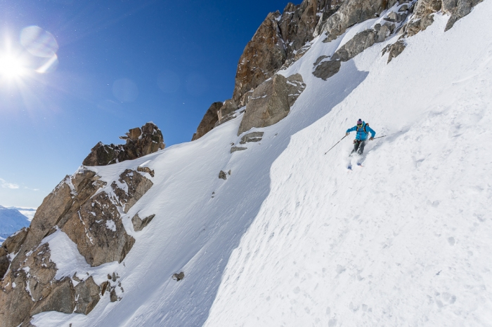 Aiguille du Tour, Table Couloir (13 of 16)