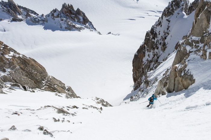 Aiguille du Tour, Table Couloir (15 of 16)