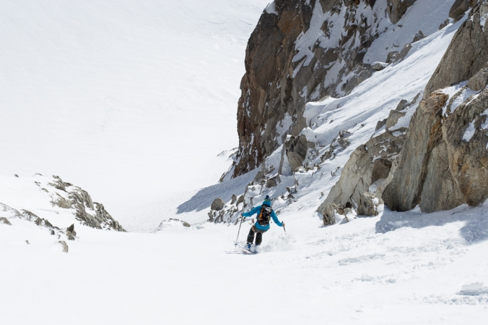 Aiguille du Tour, Table Couloir (16 of 16)