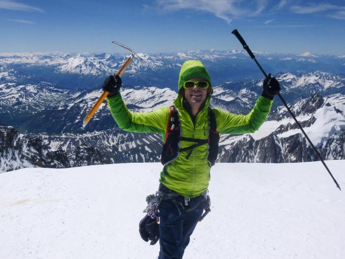 Mont Blanc, Royal Traverse (12 of 12)