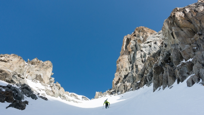 Aiguille du Tacul, NW Shoulder (3 of 10)